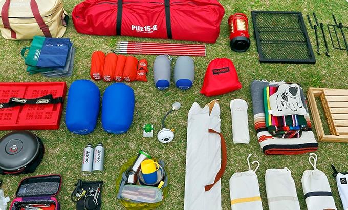 画像: 必需品をチェック!キャンプに必要な道具リスト | Hondaキャンプ