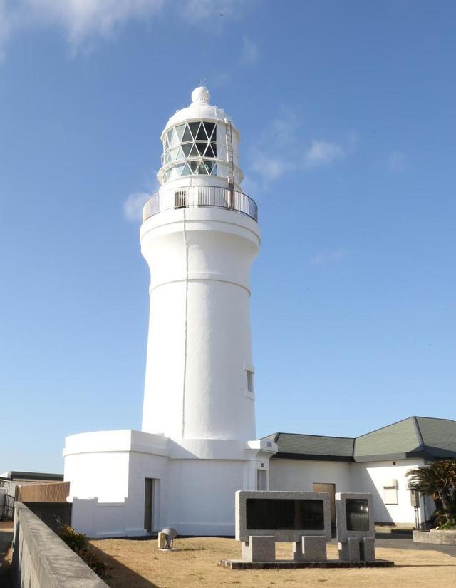 画像: 御前埼灯台(omae saki toudai)|御前崎市公式ホームページ