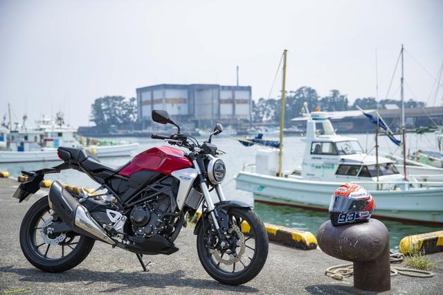 画像1: 港で食べる海鮮丼