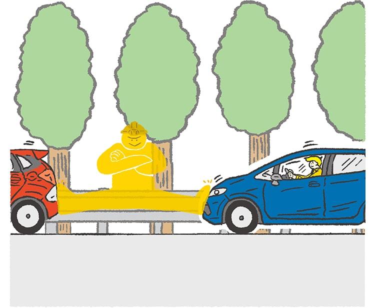 画像: 適切な車間距離を保ち、運転負荷を軽減。 www.honda.co.jp