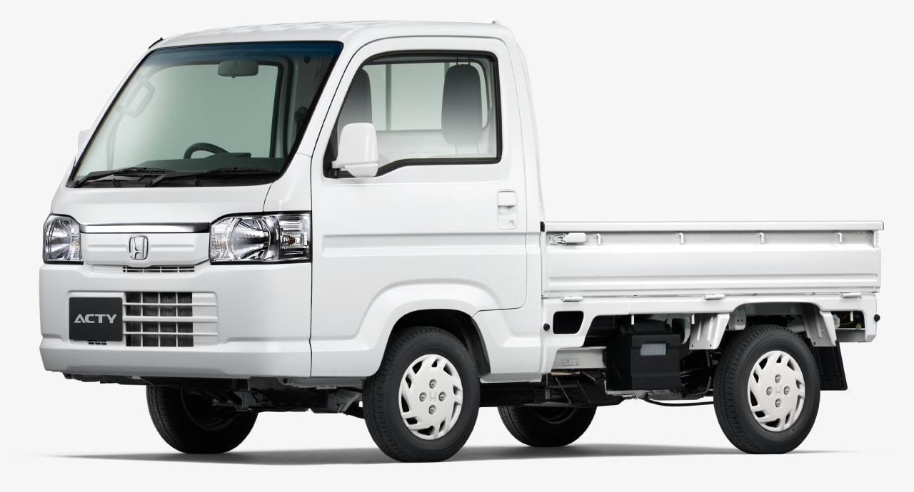 画像: ACTY TRUCK STD 税込820,800円〜 www.honda.co.jp