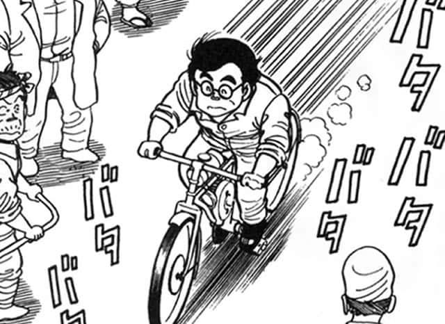 画像: Honda 会社案内 原点コミック
