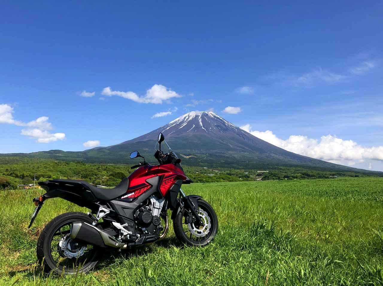 """画像: 何かを悟る。最強""""ゆる旅""""バイク説。 【ホンダオールすごろく/第5回 400X編】 - A Little Honda"""