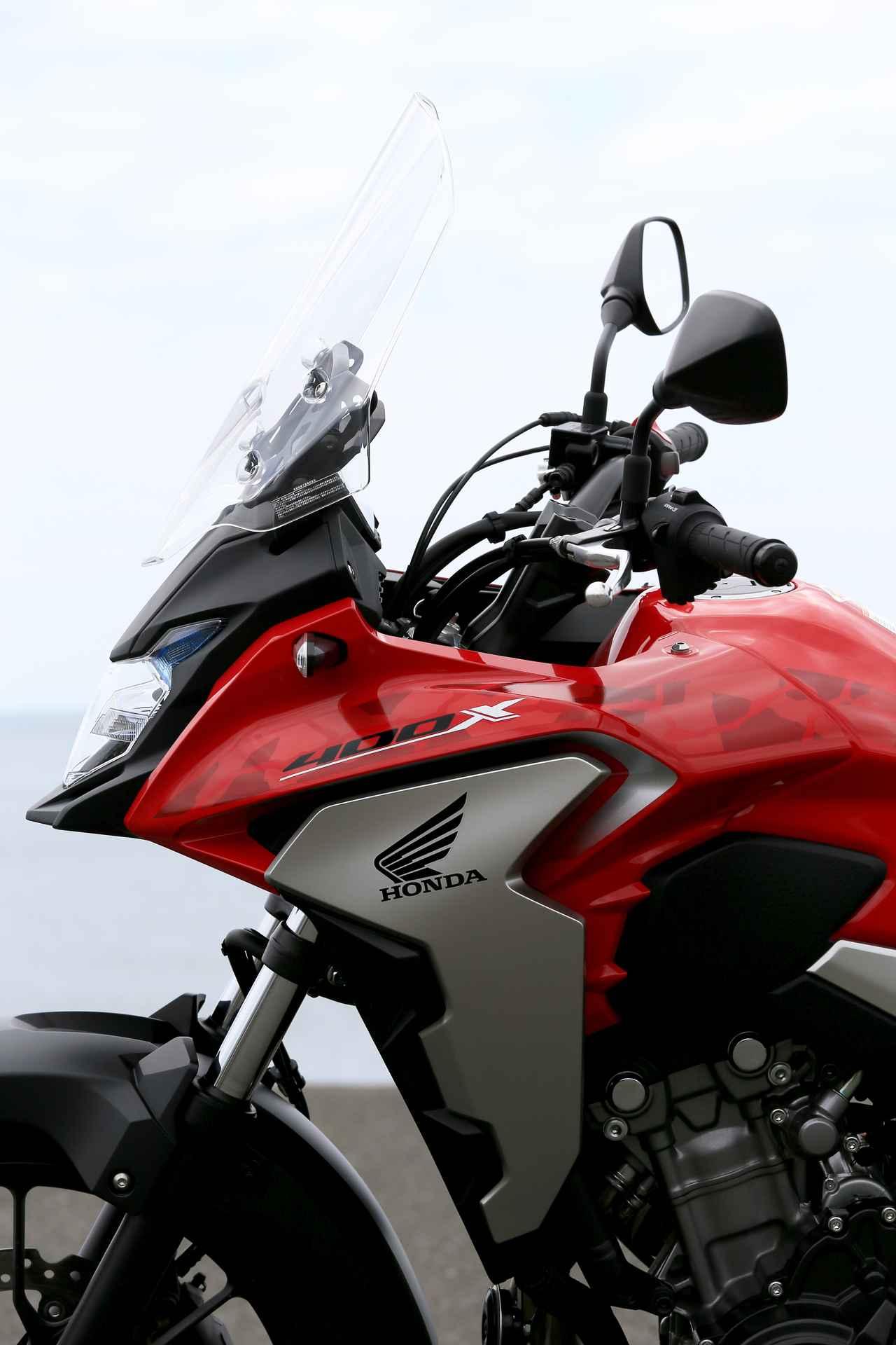 画像1: 新型400Xがスゴすぎっ!? 中免ライダーの最強旅バイクはこれで決定!【ホンダオールすごろく/第29回 400X】