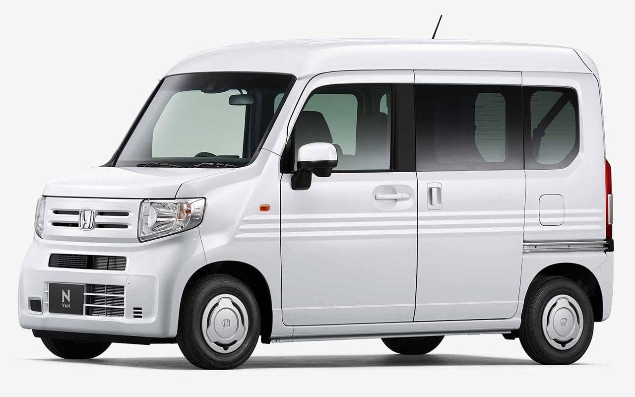 画像: N-VAN G Honda SENSING〈FF/CVT〉 税込1,267,920円〜 www.honda.co.jp