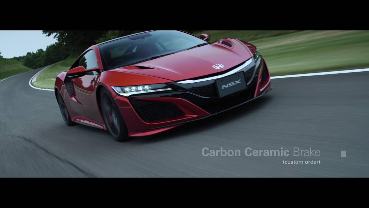 画像: NSFun to Drive, Honda! NSX Image篇 www.youtube.com