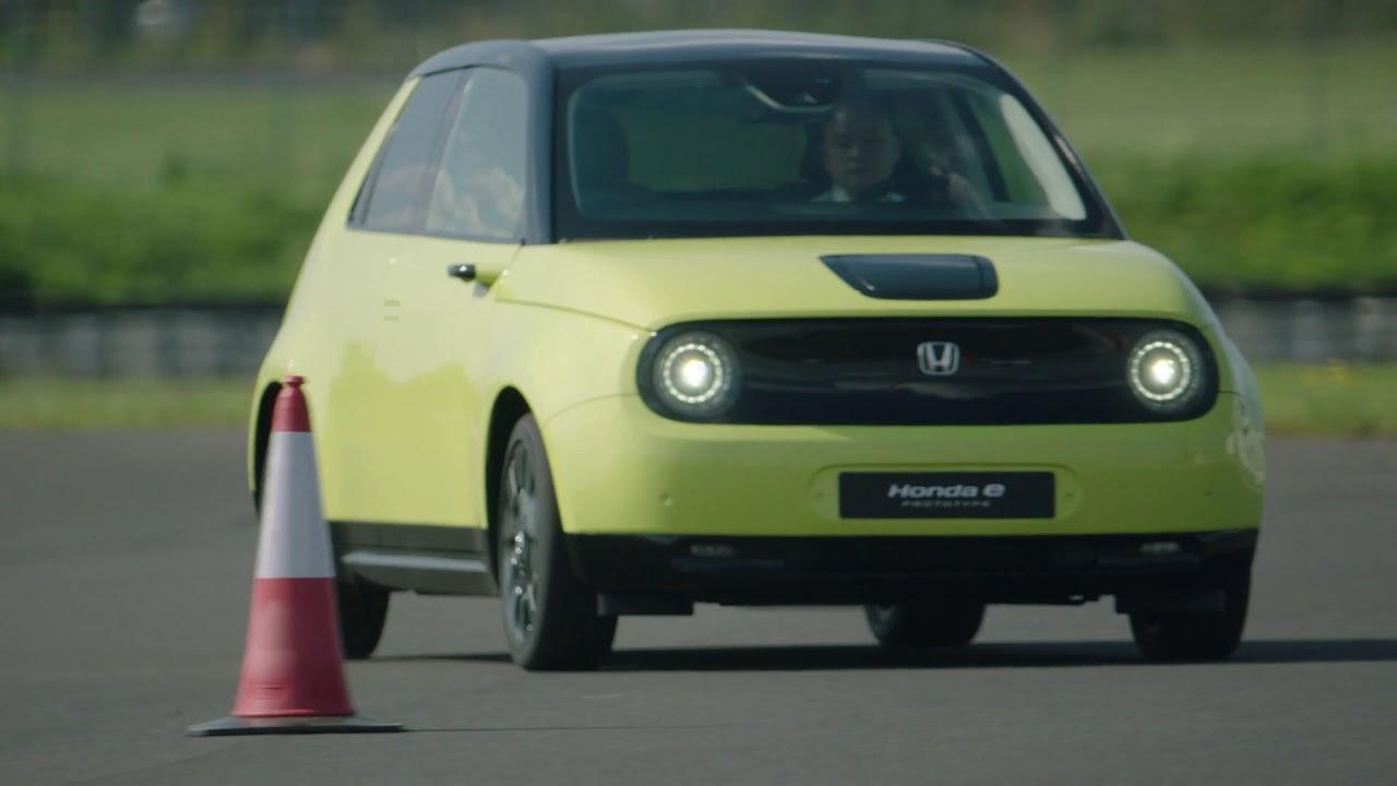 画像: 全世界注目の次世代コンパクト「Honda e」ムービー公開! youtu.be