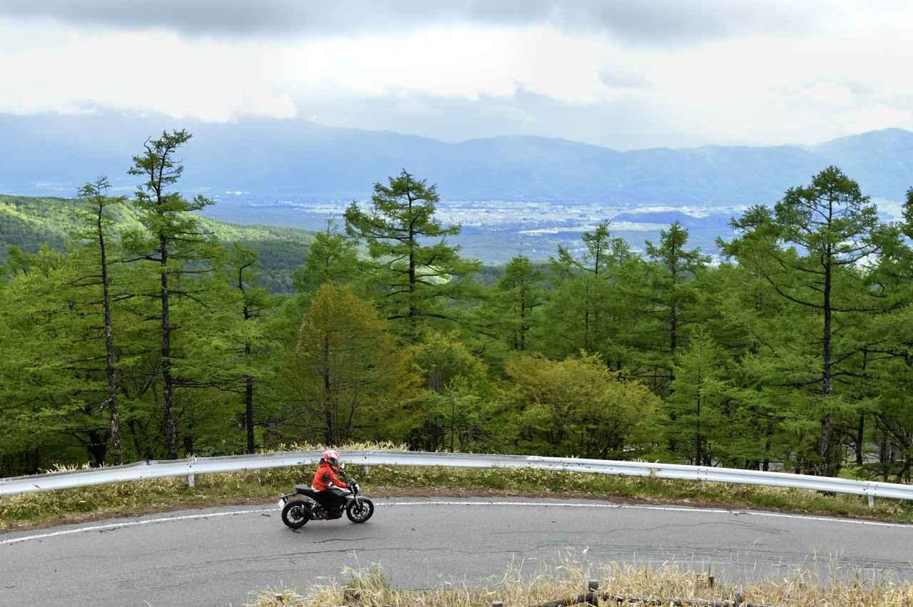 画像1: ラストは国道標高ナンバー2の麦草峠へ向かいます!