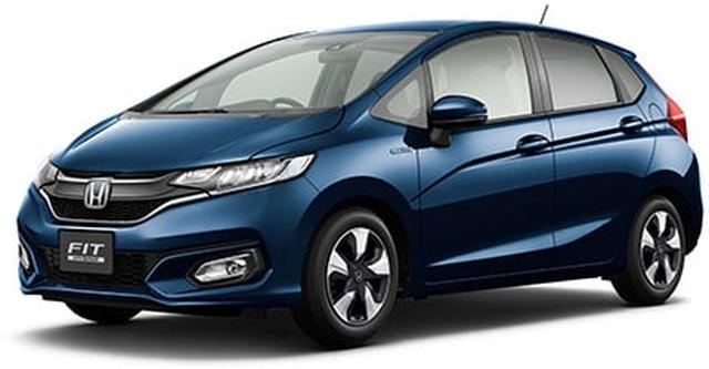 画像: HYBRID・L Honda SENSING〈FF〉 税込2,079,000円〜 https://www.honda.co.jp/Fit/webcatalog/type/type/
