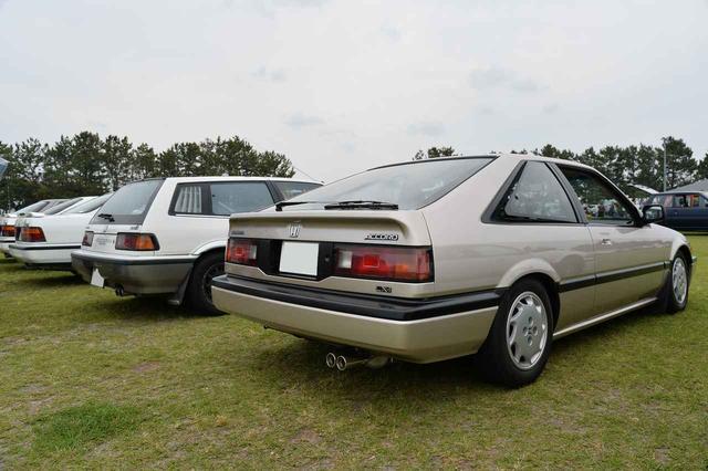 画像4: お待たせしました、昭和のホンダ車ずらっとご紹介。