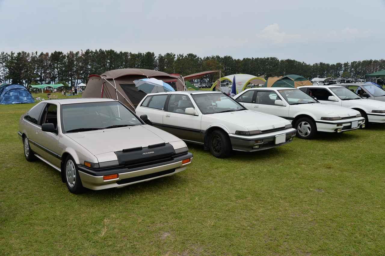 画像1: お待たせしました、昭和のホンダ車ずらっとご紹介。