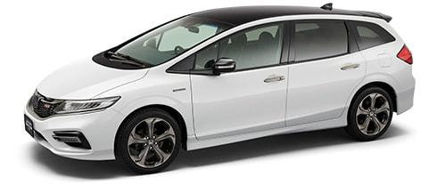 画像: HYBRID RS・Honda SENSING〈FF〉 税込2,898,720円〜 https://www.honda.co.jp/JADE/webcatalog/type/type/