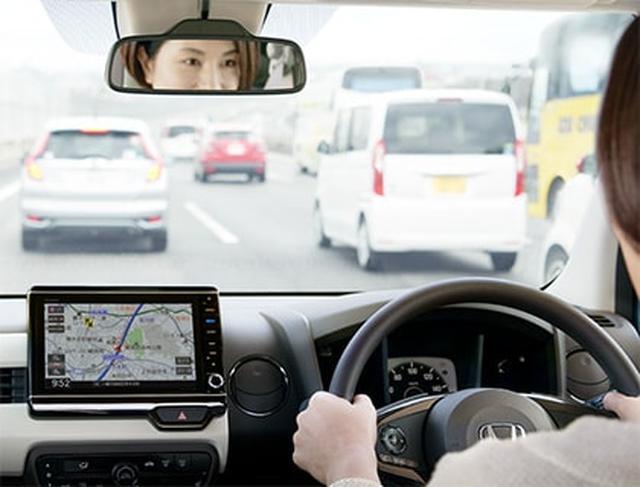 画像: 高速道路の渋滞中も運転がラクになる『渋滞追従機能付ACC』