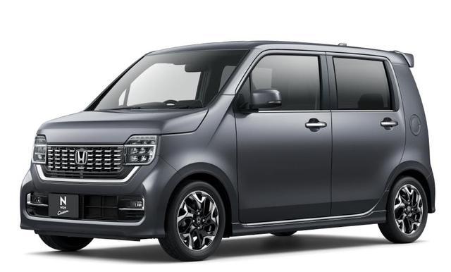 画像: N-WGN Custom L・ターボ Honda SENSING 税込1,663,200円〜