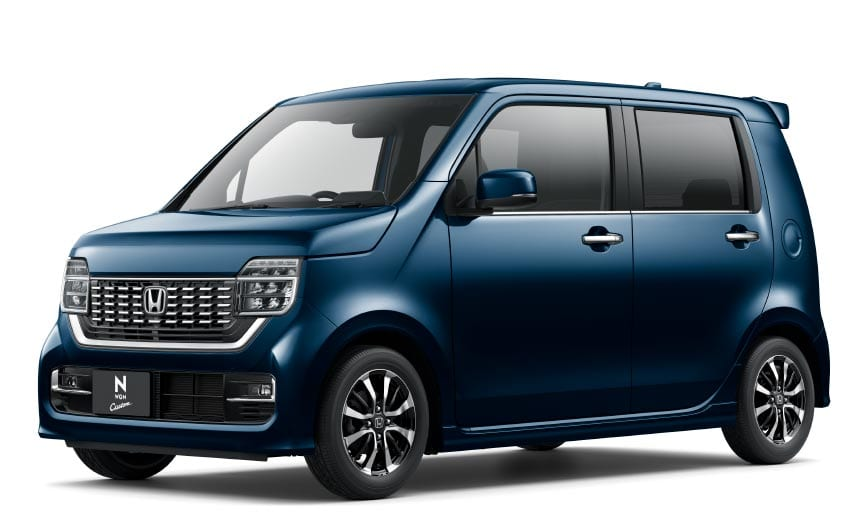 画像: N-WGN Custom G・Honda SENSING 税込1,512,000円〜