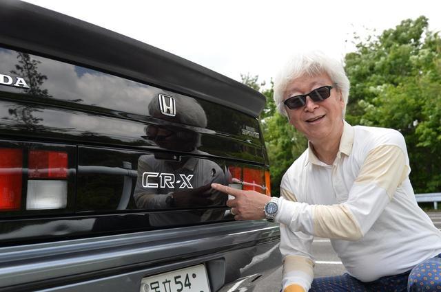画像: 開発者本人に聞く、CR-Xの裏話&便利なアレコレ【地球に帰るまで、もう少し。vol.20】 - A Little Honda