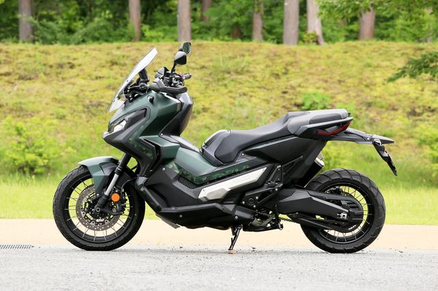 画像2: いろんなバイクに乗るけれど……