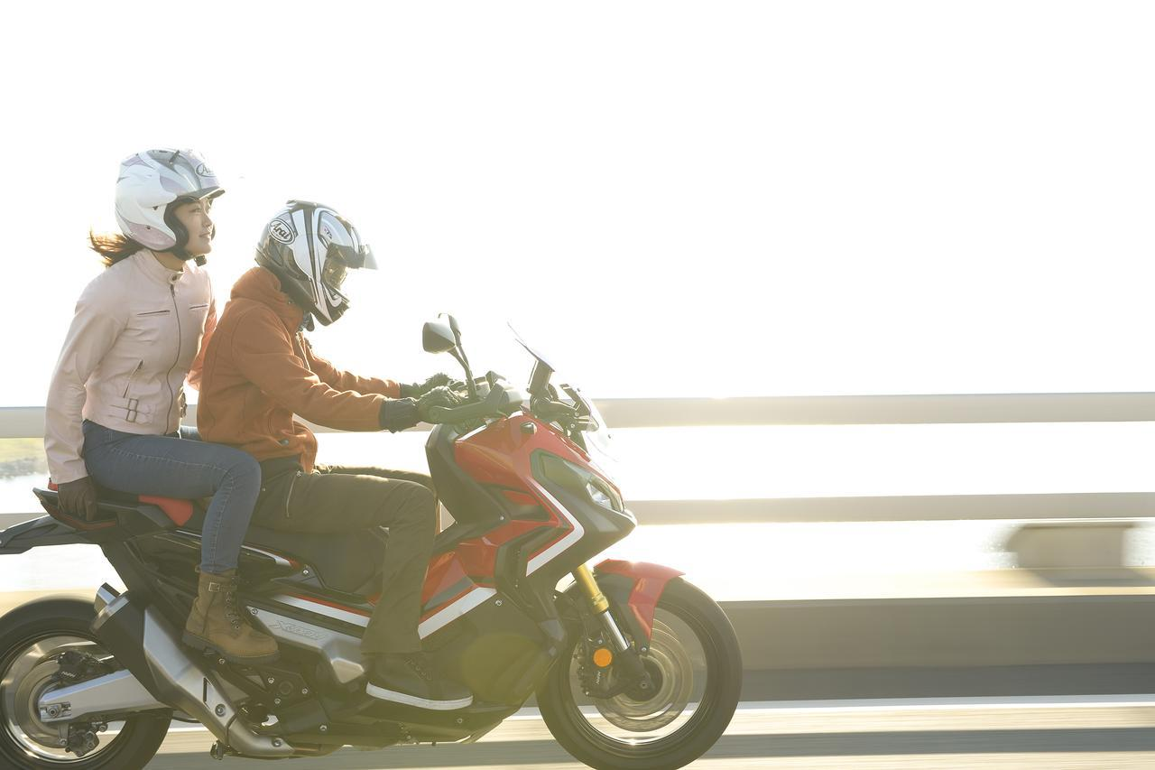 画像4: いろんなバイクに乗るけれど……