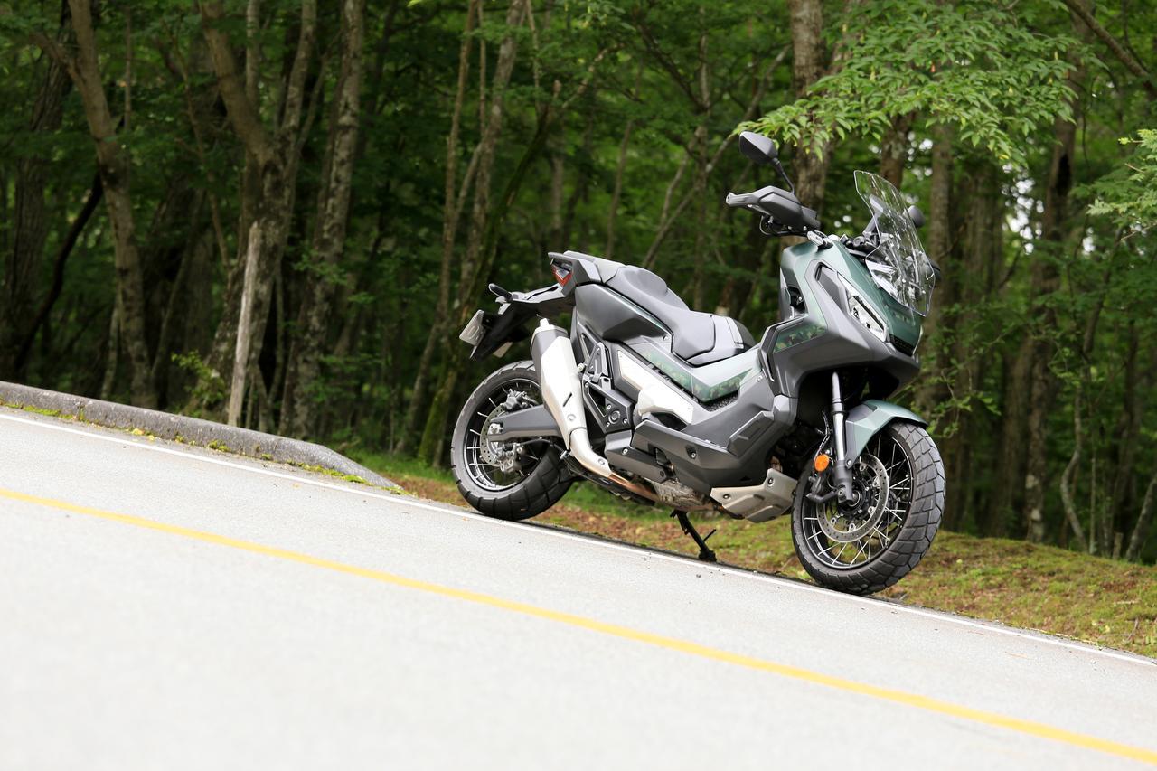 画像1: いろんなバイクに乗るけれど……