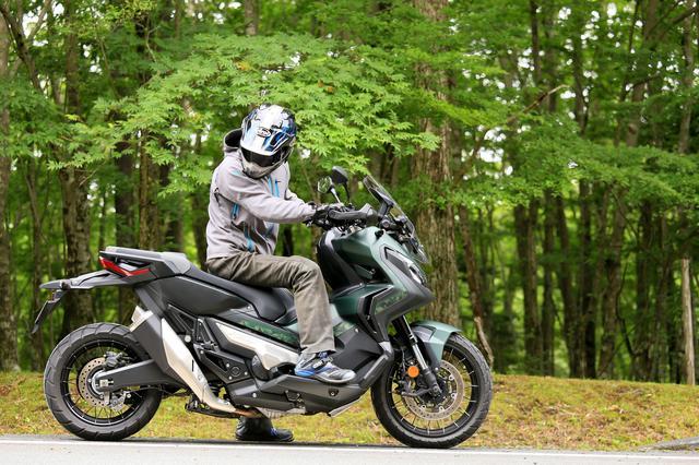 画像3: いろんなバイクに乗るけれど……