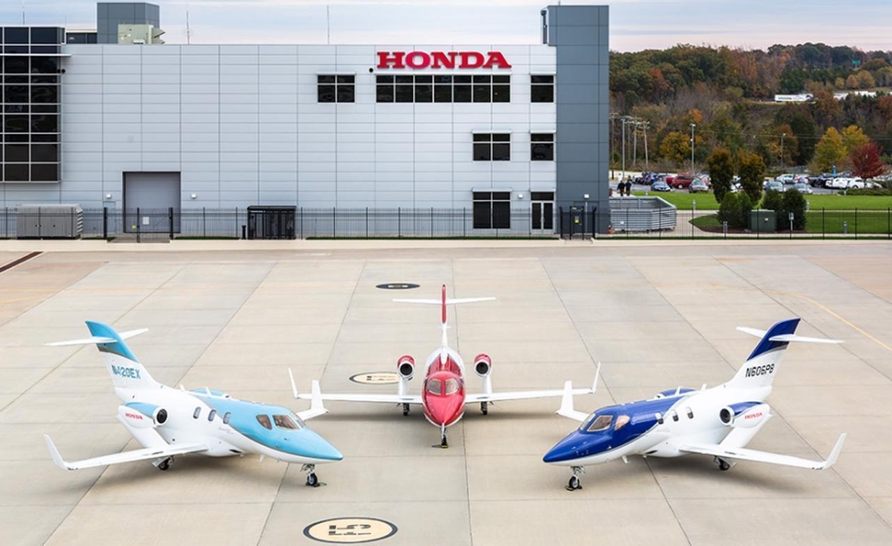画像: HondaJetの勢いが止まらない!2年連続世界トップデリバリー達成! - A Little Honda