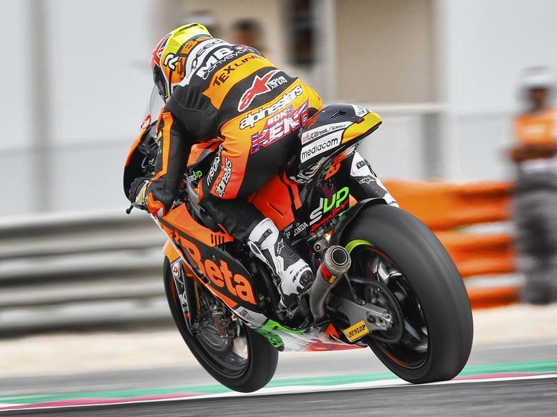 画像: 2018年、Moto2クラスをスピードアップで戦ったD.ケントですが、最高12位という成績不振でシーズン途中にかかわらずチームを去ることになりました。 www.speedupfactory.com