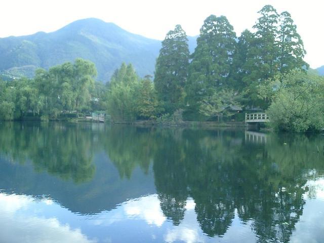 画像: 湯布院 金鱗湖