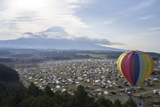 画像: GOOUT CAMP ふもとっぱら www.gooutcamp.jp