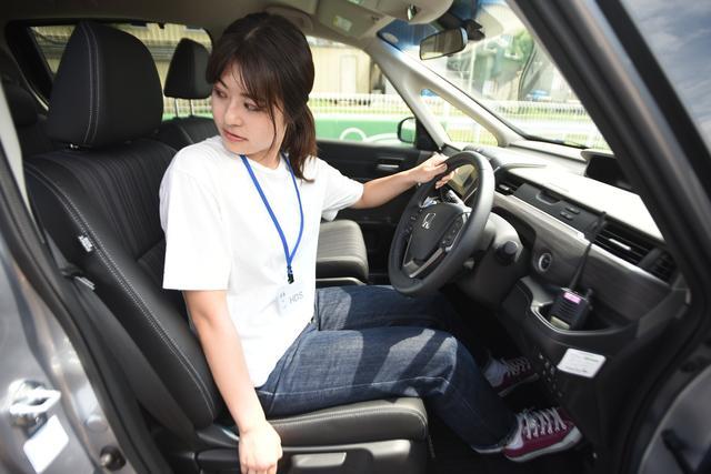 画像2: 脱!ペーパードライバー!Hondaドライビングスクールに挑戦!【前編】