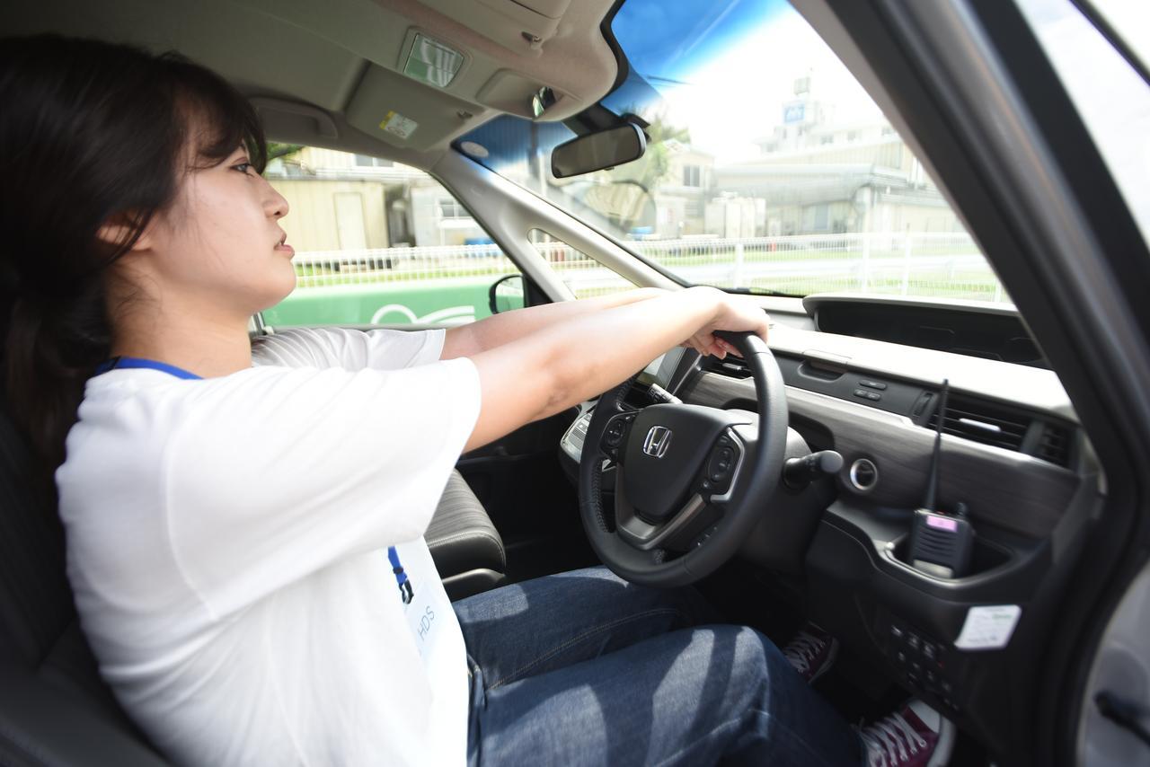 画像3: 脱!ペーパードライバー!Hondaドライビングスクールに挑戦!【前編】