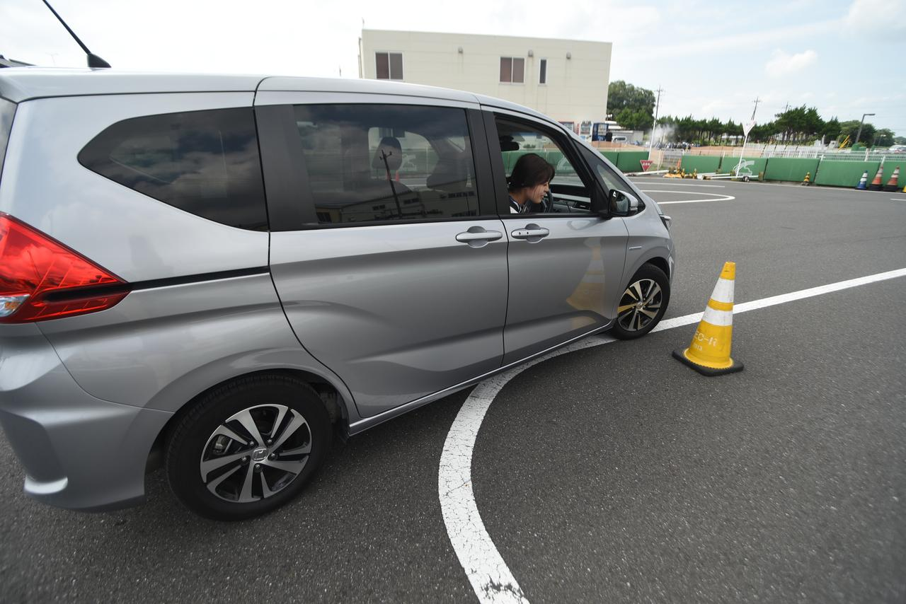 画像44: 脱!ペーパードライバー!Hondaドライビングスクールに挑戦!【前編】