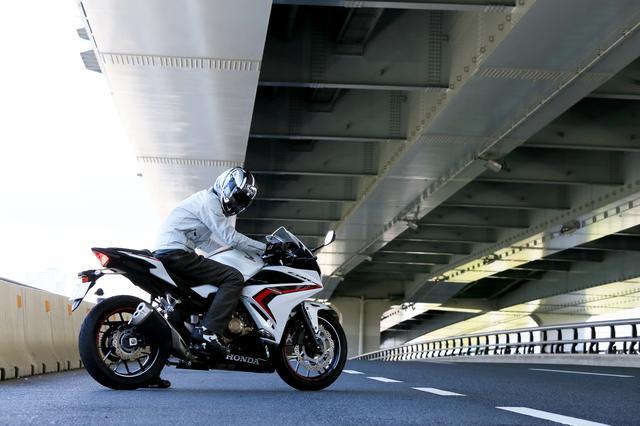 画像2: バイクに乗って何して遊ぶ?