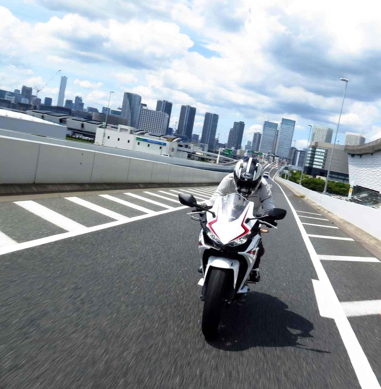画像: Honda / CBR250RR