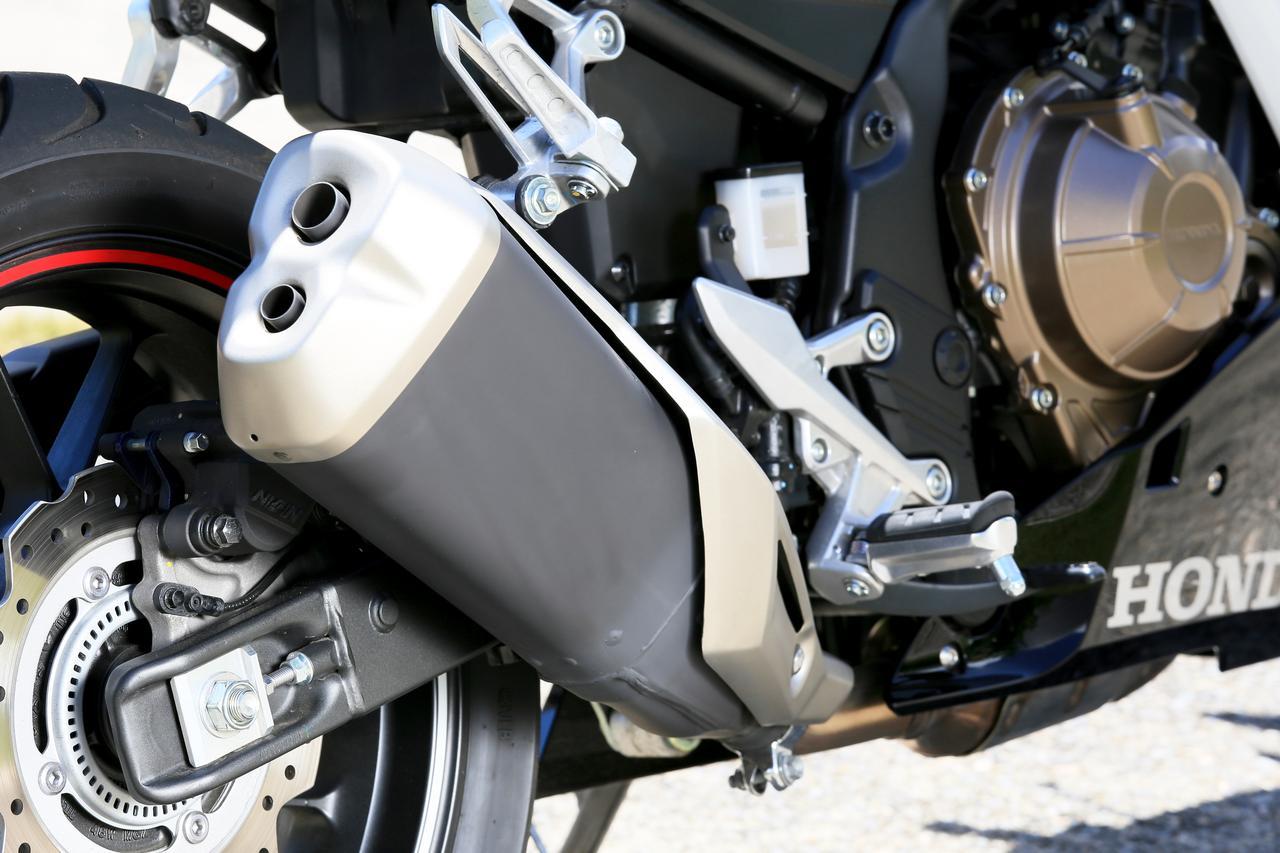 画像3: CBR400Rはかなり『おトク』な400ccバイクです!