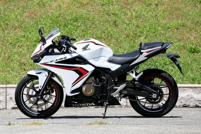 画像: まずはバイク初心者にCBR400Rが良い理由から