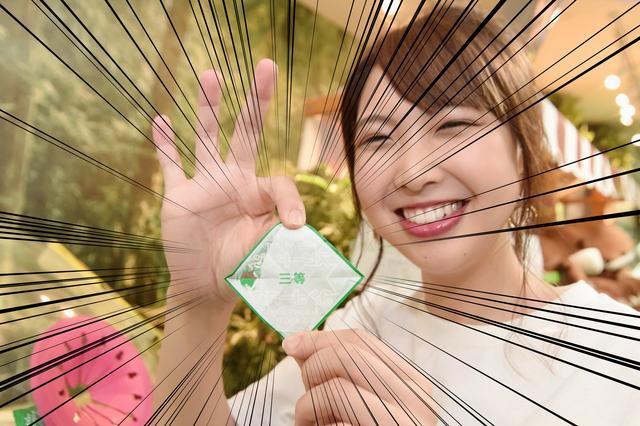 画像3: 一回1000円のくじ引きにチャレンジ☆