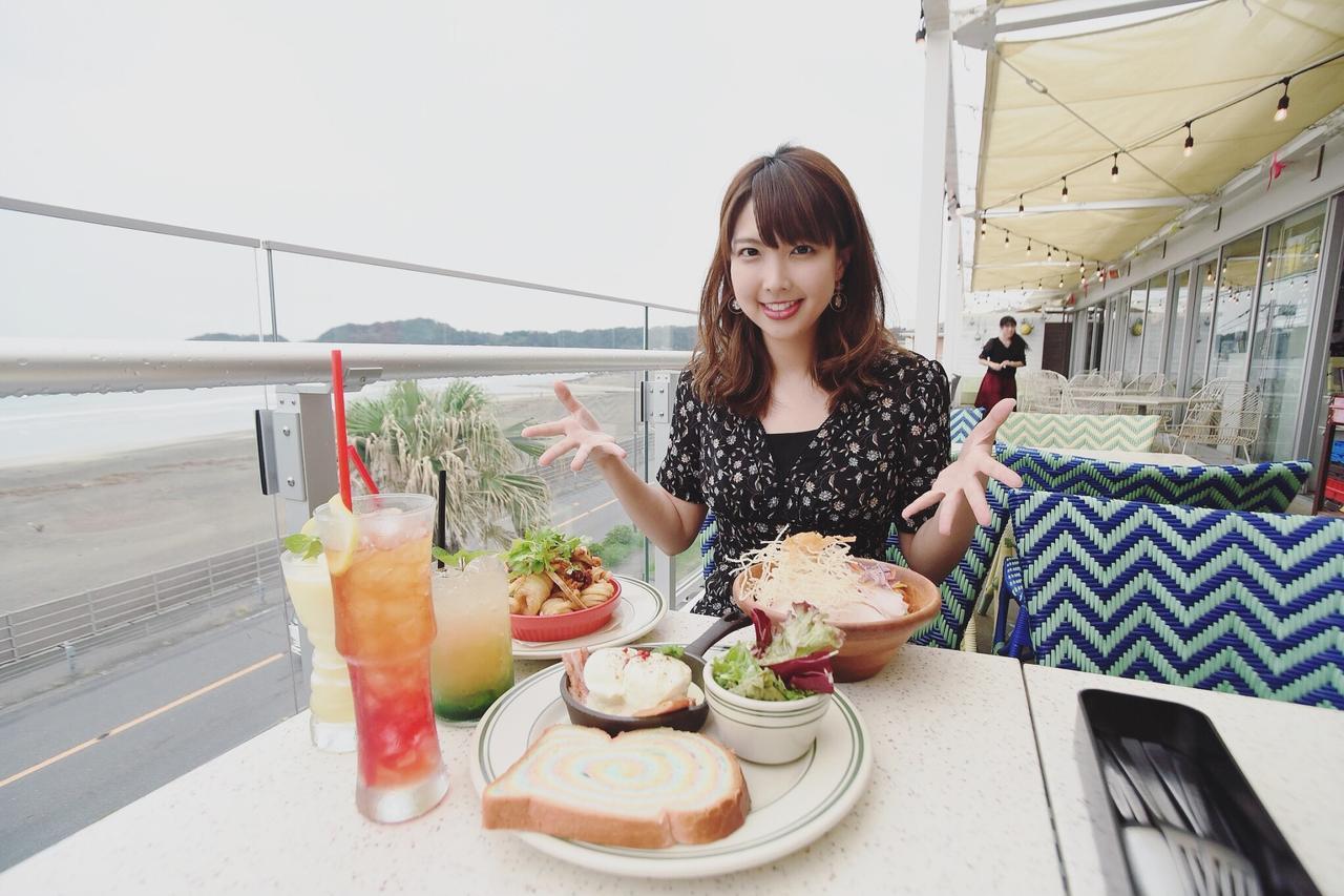 画像2: レストラン3F「POST by HONEY」へ