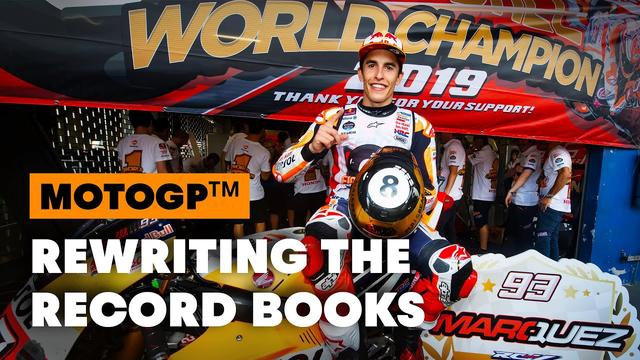 画像: 8 Defining Moments in Marc Marquez's Career | MotoGP 2019 youtu.be