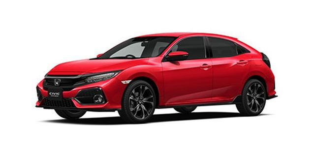画像: CIVIC HATCHBACK everygo.honda.co.jp