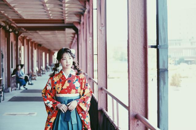 画像5: 横浜赤レンガ倉庫でレトロに変身