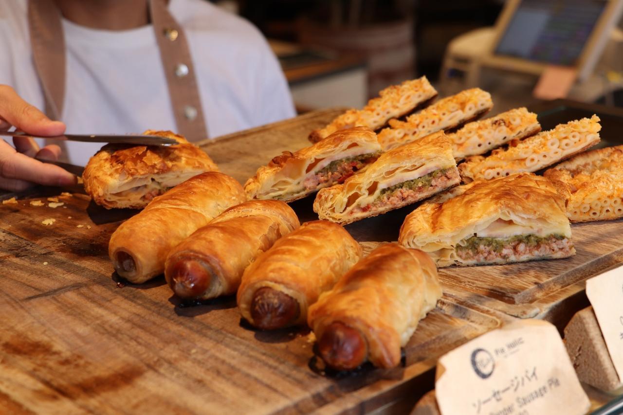 画像2: Pie Holicにもどってパイを購入