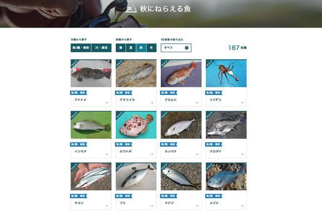 画像: いま旬の釣魚を紹介。魚から選んでもよし、フィールドで選んでもよしと、やりたい釣りが絶対に見つかります! www.honda.co.jp