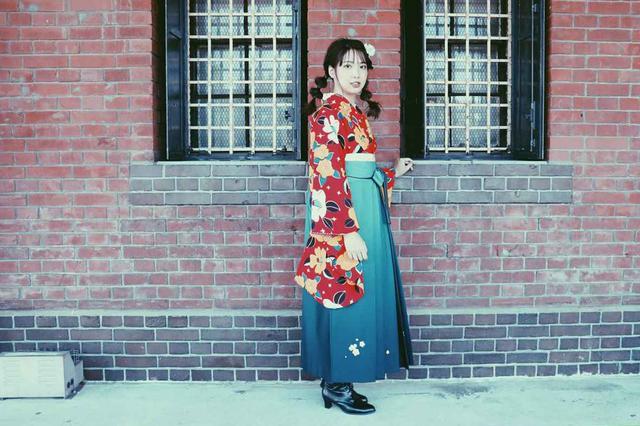 画像6: 横浜赤レンガ倉庫でレトロに変身
