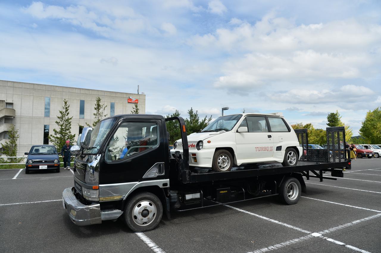 Images : 4番目の画像 - まだまだあるよ!イベントの様子をクリックで拡大 - A Little Honda | ア・リトル・ホンダ(リトホン)