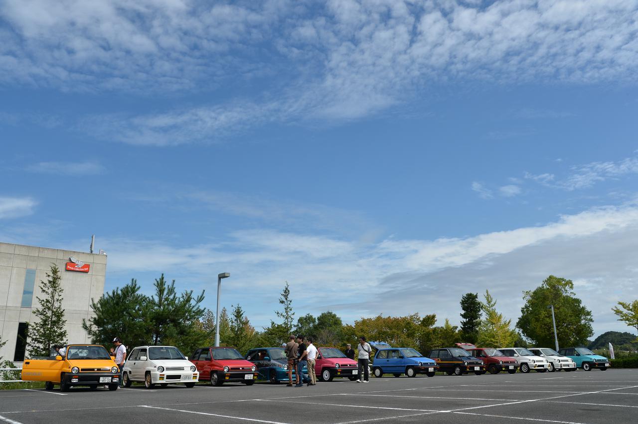 Images : 2番目の画像 - まだまだあるよ!イベントの様子をクリックで拡大 - A Little Honda | ア・リトル・ホンダ(リトホン)
