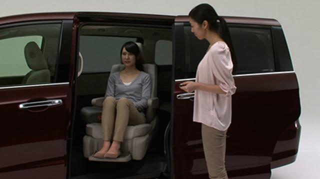 画像1: Hondaの福祉車両