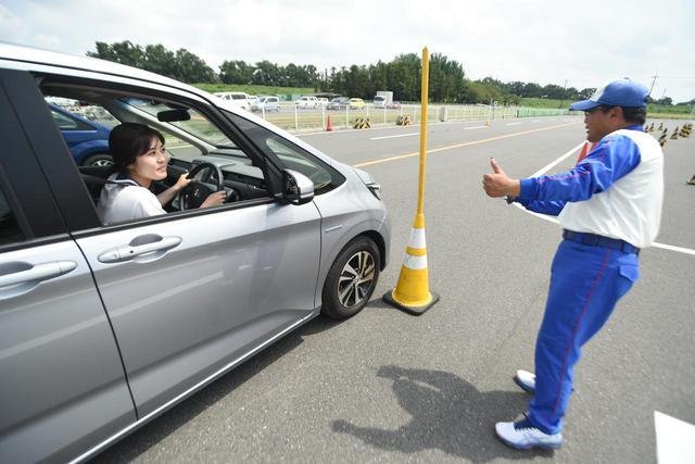画像1: 脱!ペーパードライバー!Hondaドライビングスクールに挑戦!【前編】 - A Little Honda | ア・リトル・ホンダ(リトホン)