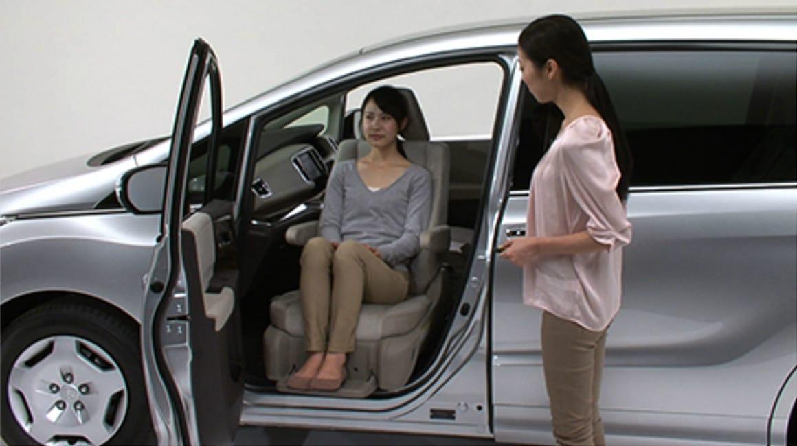 画像2: Hondaの福祉車両