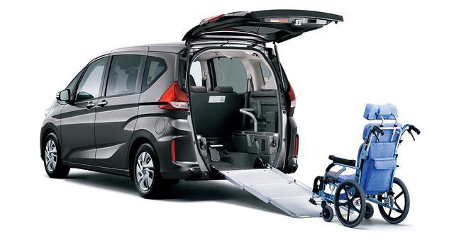 画像3: Hondaの福祉車両