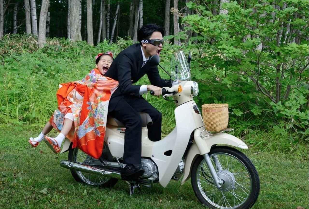 画像: バイクは人を乗せて幸せにしてくれる魔法のほうき!【リトホンインスタ部vol.77】 - A Little Honda   ア・リトル・ホンダ(リトホン)